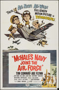 "Movie Posters:Comedy, McHale's Navy Joins the Air Force & Others Lot (Universal, 1965). One Sheets (3) (27"" X 41""). Comedy.. ... (Total: 3 Items)"