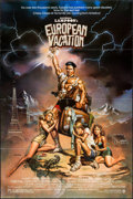 """Movie Posters:Comedy, National Lampoon's European Vacation (Warner Brothers, 1985). One Sheet (27"""" X 40.5""""). Comedy.. ..."""