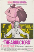 """Movie Posters:Sexploitation, The Abductors & Other Lot (Joseph Brenner Associates, 1972).One Sheets (2) (27"""" X 41""""). Sexploitation.. ... (Total: 2 Items)"""