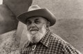 Photographs:Gelatin Silver, Beaumont Newhall (American, 1908-1993). Ansel Adams at Ranchosde Taos, New Mexico, 1980. Gelatin silver. 8-1/2 x 12-7/8...