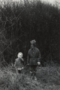 Photographs, Helga Paris (German, b. 1938). Jenny and Robert, 1968. Gelatin silver. 14-1/2 x 9-5/8 inches (36.8 x 24.4 cm). Signed, t...