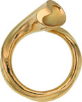 Estate Jewelry:Rings, Gold Ring, Ilias Lalaounis . ...