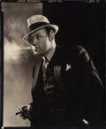Photographs, Edward Steichen (American, 1879-1973). Jack Sharkey, for Vanity Fair, 1932. Gelatin silver contact print. 9-1/2 x 7-1/2 ...