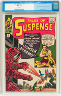 Silver Age (1956-1969):Superhero, Tales of Suspense #46 (Marvel, 1963) CGC NM 9.4 White pages....