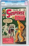 Silver Age (1956-1969):Superhero, Tales of Suspense #45 (Marvel, 1963) CGC NM 9.4 Off-white to whitepages....