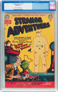Golden Age (1938-1955):Horror, Strange Adventures #5 (DC, 1951) CGC VF/NM 9.0 Cream to off-whitepages....