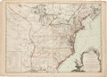 Miscellaneous:Maps, Brion de la Tour 1783 Map of the United States and the MississippiRiver....