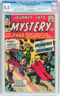 Silver Age (1956-1969):Superhero, Journey Into Mystery #103 (Marvel, 1964) CGC VF+ 8.5 Off-white pages....