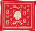 Political:Textile Display (1896-present), Theodore Roosevelt: 1912 Bandana....