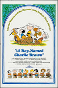 """Movie Posters:Animation, A Boy Named Charlie Brown (National General, 1969). One Sheet (27"""" X 41""""). Animation.. ..."""