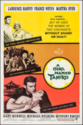 "Movie Posters:Drama, A Girl Named Tamiko & Other Lot (Paramount, 1962). One Sheets (2) (27"" X 41""). Drama.. ... (Total: 2 Items)"