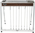 Musical Instruments:Lap Steel Guitars, Circa 1970s Emmons Double 10 Chrome Pedal Steel Guitar, Serial #1423 D....