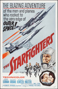 """Movie Posters:War, The Starfighters & Other Lot (Parade Releasing, 1964). OneSheets (2) (27"""" X 41""""). War.. ... (Total: 2 Items)"""