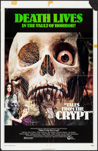 """Tales from the Crypt & Other Lot (Cinerama Releasing, 1972). One Sheets (2) (27"""" X 41""""). Horror. ... (..."""