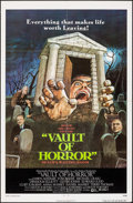 """Movie Posters:Horror, Vault of Horror & Other Lot (Cinerama Releasing, 1973). OneSheets (2) (27"""" X 41""""). Horror.. ... (Total: 2 Items)"""