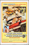 "Movie Posters:Action, White Lightning & Other Lot (United Artists, 1973). One Sheets(2) (27"" X 41""). Action.. ... (Total: 2 Items)"