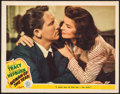 """Movie Posters:Comedy, Woman of the Year (MGM, 1942). Lobby Card (11"""" X 14""""). Comedy.. ..."""