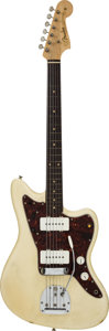 Musical Instruments:Electric Guitars, 1961 Fender Jazzmaster Blonde Solid Body Electric Guitar, Serial#57127....
