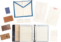 Union Soldier's Archive of Letters and Documents of Christian K. Breneman, Second Lieutenant, Company H, 47th Regiment...