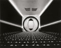 Photographs, Ruth Bernhard (American, 1905-2006). Eighth Street Movie Theatre, New York (Frederick Kiesler, Architect), 1946. Gelatin...