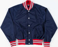 Miscellaneous Collectibles:General, 1980 USA Navy Jacket - Bike by Southern Athletic....