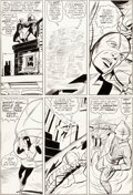 Original Comic Art:Panel Pages, Dick Ayers Tales to Astonish #55 Story Page 15 Giant Man andthe Wasp Original Art (Marvel, 1964)....