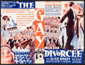 """Movie Posters:Musical, The Gay Divorcee (RKO, 1934). Herald (9"""" X 11.5"""") DS Musical.. ..."""