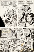 Original Comic Art:Panel Pages, Jack Kirby and Vince Colletta Thor #164 Story Page 3Original Art (Marvel, 1969)....