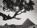 Photographs:Gelatin Silver, Gordon Converse (American, 1921-1999). Wonders of Egypt,Cairo, 1965. Gelatin silver. 9-7/8 x 12-7/8 inches (25.1 x32.7...