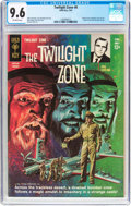 Silver Age (1956-1969):Horror, Twilight Zone #6 (Gold Key, 1964) CGC NM+ 9.6 Off-white pages....