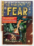 Golden Age (1938-1955):Horror, Haunt of Fear #15 (EC, 1952) Condition: Incomplete....