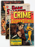 Golden Age (1938-1955):Horror, Golden Age Horror/Sci-Fi Group of 10 (Various Publishers, 1950s)Condition: Average FR/GD.... (Total: 10 Comic Books)