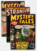 Golden Age (1938-1955):Horror, Atlas Golden Age Horror Comics Group of 11 (Atlas, 1950s)Condition: Average FR/GD.... (Total: 11 Comic Books)