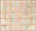 Miscellaneous:Maps, Keeler's Map of the U. S. Territories. ...