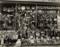 Photographs, Berenice Abbott (American, 1898-1991). Hardware Store, 316-318 Bowery at Bleecker Street, January 26, 1938. Gelatin silv...