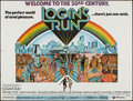 "Movie Posters:Science Fiction, Logan's Run (MGM, 1976). Subway (44.5"" X 56.25""). Science Fiction....."