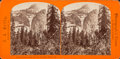 , Various Artists (Mid 19th Century). 37 Stereo Cards of Yosemite, California and the Rocky Mountains, 1860s-1870s. Albume... (Total: 37 Items)