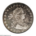 Early Half Dimes: , 1796 H10C XF45 PCGS. LM-1, V-1, R-3. Easily identified by the I inLIBERTY being very close to the L. A berry beneath the D...