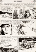 "Original Comic Art:Panel Pages, Russ Heath G. I. Combat #68 ""Write Your Own Book"" Page 2Original Art (DC, 1959)...."