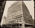Photographs, Berenice Abbott (American, 1898-1991). Starrett-Lehigh Building I, July 14, 1936. Gelatin silver. 7-1/2 x 9-1/2 inches (...