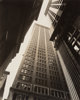 Berenice Abbott (American, 1898-1991) Canyon: Broadway and Exchange Place, July 16, 1936 Gelatin silver 9-3/8 x 7-1/2