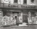 Photographs, Berenice Abbott (American, 1898-1991). Lyric Theatre, 100 Third Avenue between 12th and 13th Streets, April 24, 1936. Ge...
