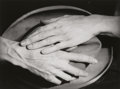 Photographs, Berenice Abbott (American, 1898-1991). Jean Cocteau's Hands, 1927. Gelatin silver, printed 1970s. 6-7/8 x 9-1/4 inches (...