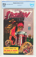 Golden Age (1938-1955):Crime, Shadow Comics V4#2 (Street & Smith, 1944) CBCS VF- 7.5 White pages....