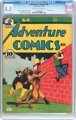 Adventure Comics #56 (DC, 1940) CGC VF+ 8.5 Off-white to white pages