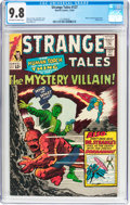 Silver Age (1956-1969):Superhero, Strange Tales #127 (Marvel, 1964) CGC NM/MT 9.8 Off-white to white pages....
