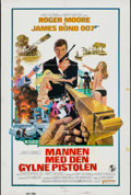 "Movie Posters:James Bond, The Man with the Golden Gun (United Artists, 1974). One Sheets (2)(27"" X 41""). James Bond.. ... (Total: 2 Items)"