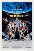 "Movie Posters:James Bond, Moonraker (United Artists, 1979). International One Sheet (27"" X41""). James Bond.. ..."