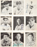 Autographs:Sports Cards, Signed 1939 Play Ball Baseball Card Collection (43). ...