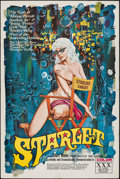 "Movie Posters:Adult, Starlet! (EVI, 1969). One Sheet (27"" X 41""). Adult.. ..."